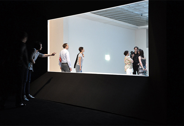 Temporary Projections, 2011, Georg Kargl Fine Arts, Vienna